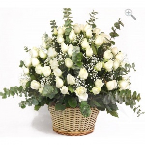 Condolencias. Flores virtuales a domicilio